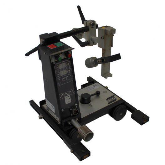 Verhuur mechanisatie en automatisering lastechniek