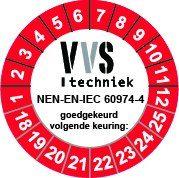 NEN-EN-IEC 60974-4 lasapparaten keuren