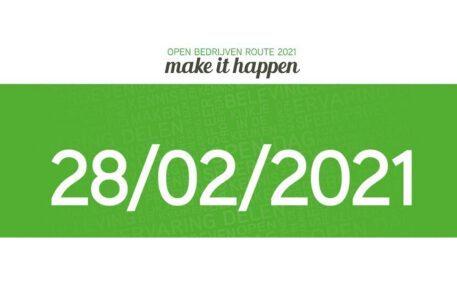 Nieuws - open bedrijven route 2021 Online