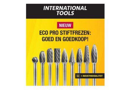 Nieuws:Stiftfrezen International Tools